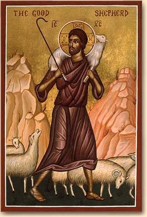 Christ the Good Shepherd graphic